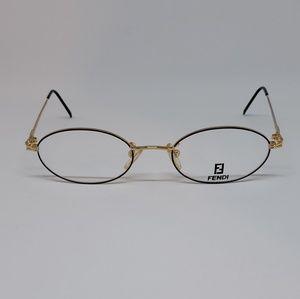 Classic Oval Fendi F515 Petite Eyeglasses